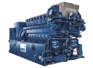 Газопоршневые электростанции MWM - затраты на техническое обслуживание