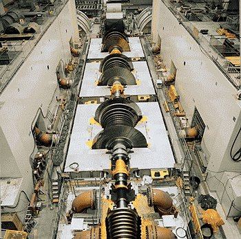 Паровые турбины