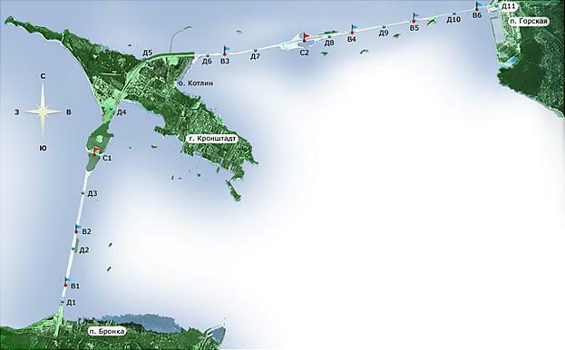 Карта-схема защиты
